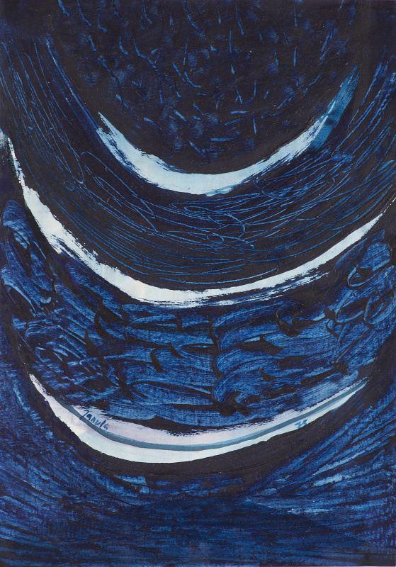 015 k.t. olej na papíru 1975 415x295 v rámu 500 €