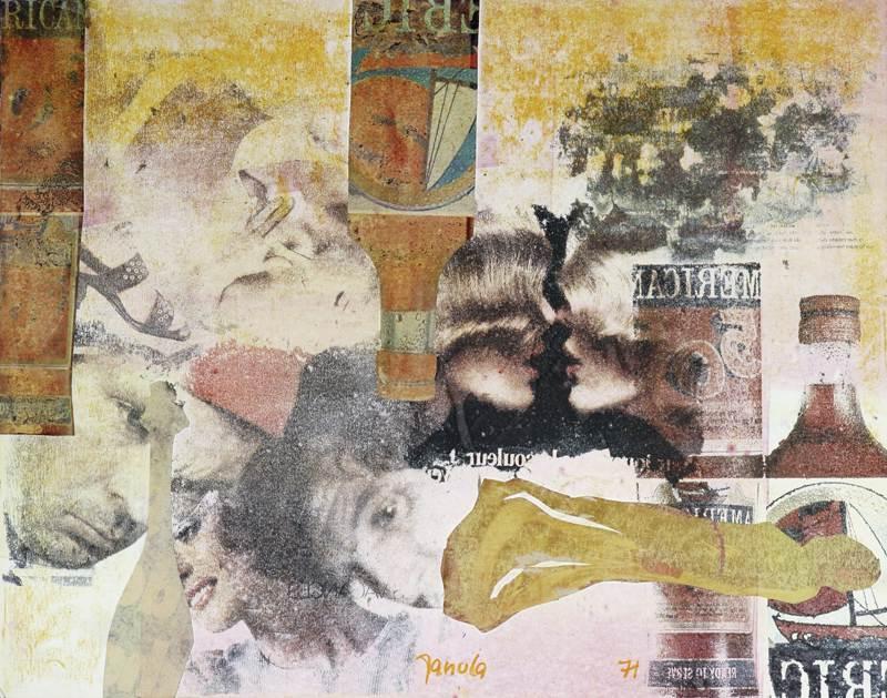 028 k.t. koláž dekalkomanie 1971 46x58 2000 €