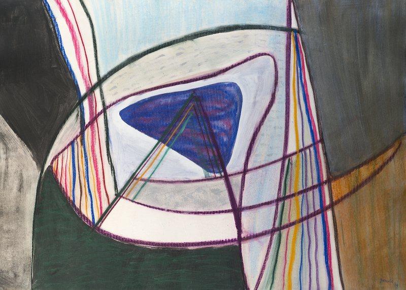 129 k.t. pastel akvarel 1979 745x104 4000 €