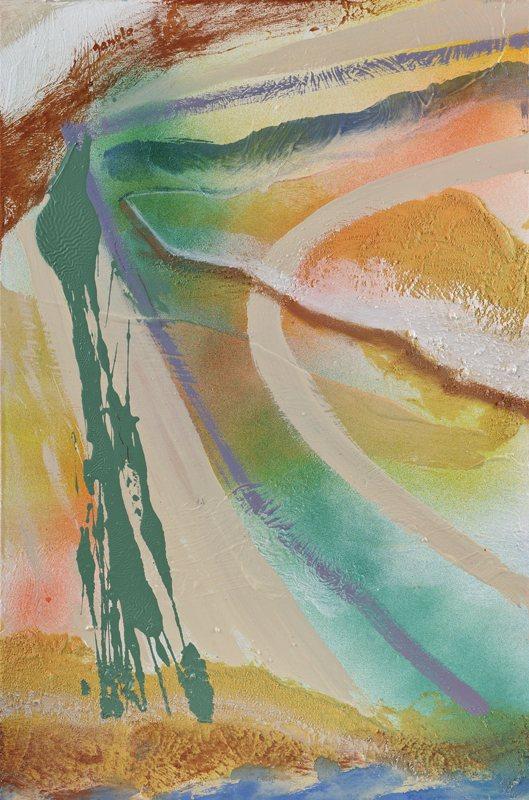 151 k.t. akryl na plátně 2010 60x40 1600 €