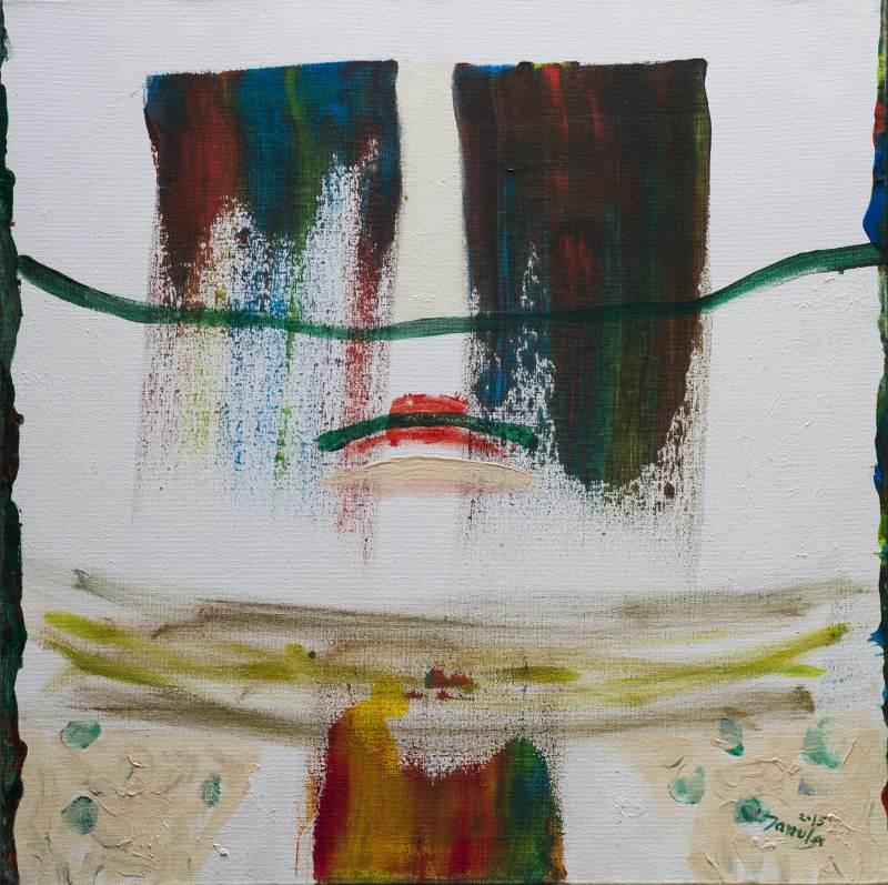 219 akryl na plátně 2015 50x50 1600 €